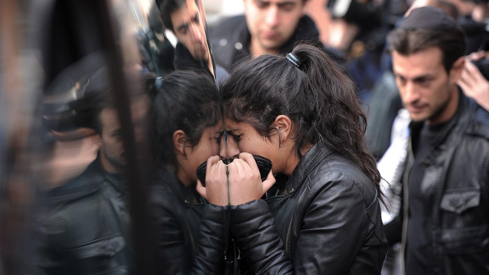 Els tres nens assassinats a Tolosa de Llenguadoc i un rabí de la seva escola són enterrats a Jerusalem