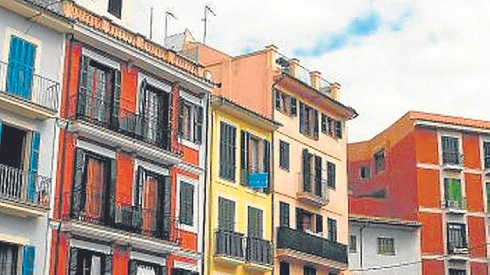 Els bancs ja cedeixen pisos buits a cort pel pla de lloguers socials - Sa nostra pisos embargados ...