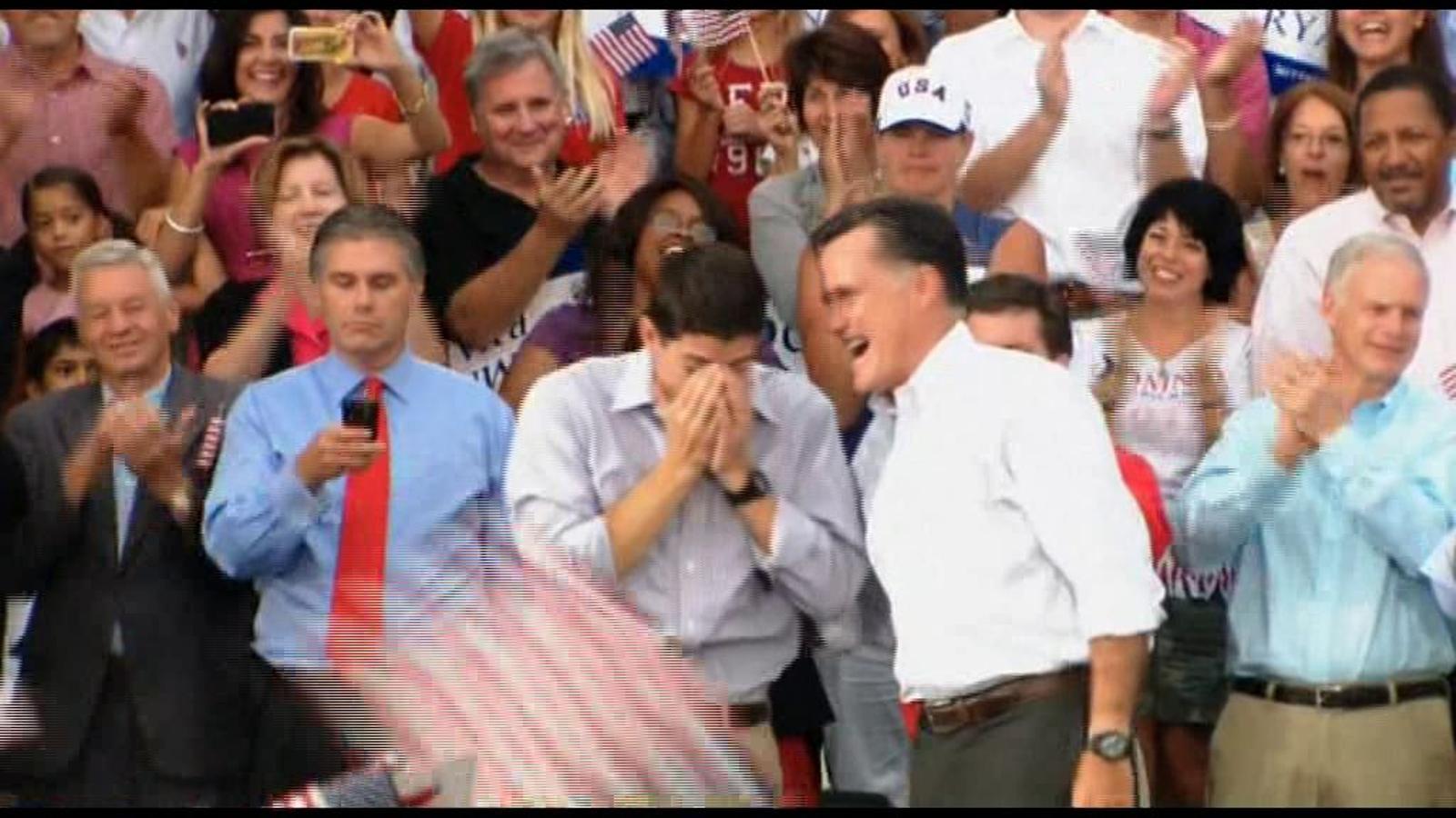 Paul Ryan, candidat a la vicepresidència dels EUA