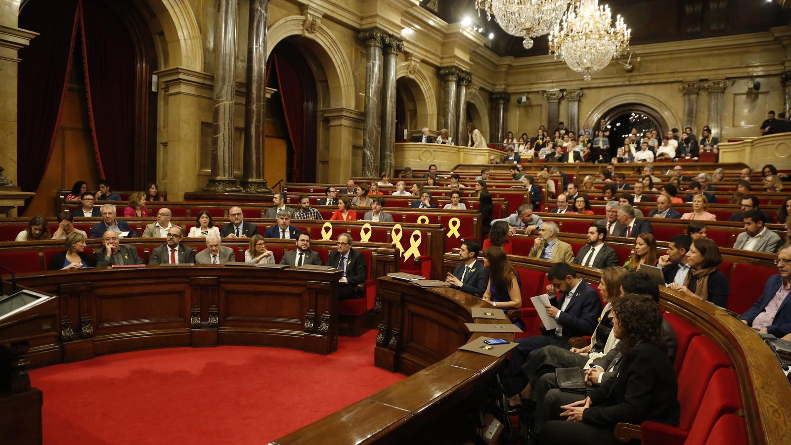 La política catalana, les últimes notícies en directe