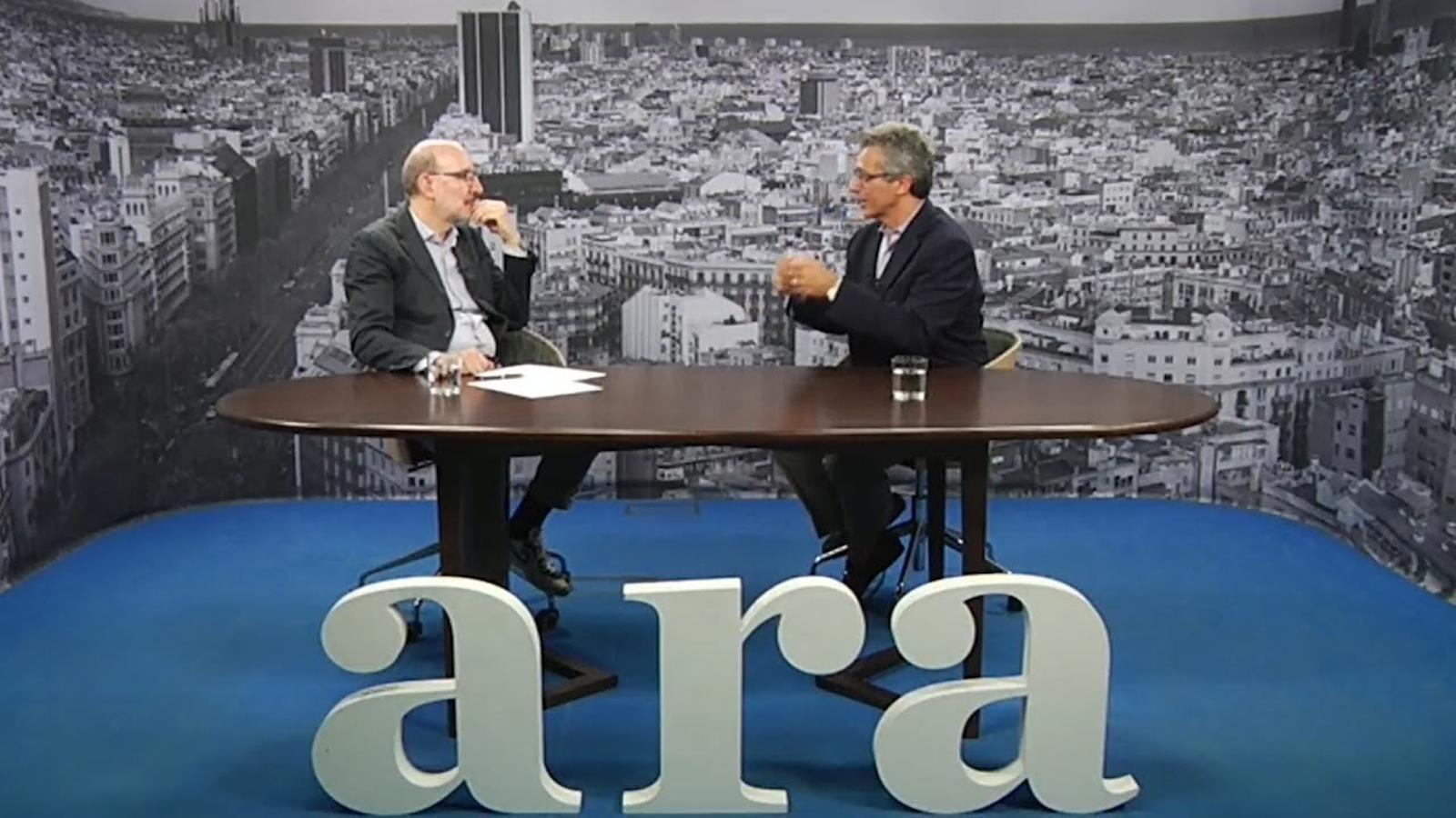 Entrevista d'Antoni Bassas a Álvaro Pascual-Leone