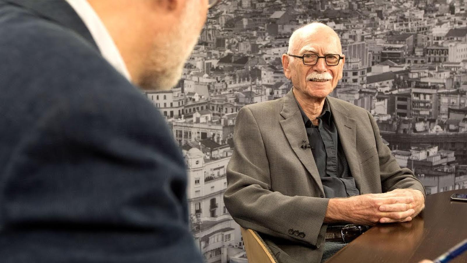 """Itamar Even-Zohar: """"A Catalunya han dit «aquesta vida no ens va bé» perquè altres persones prenen les decisions"""""""