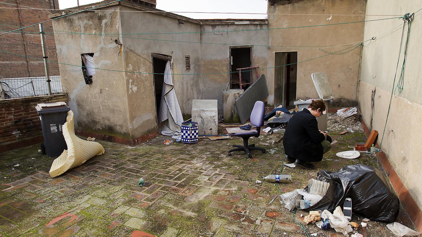 Els narcopisos s'estenen fora de Ciutat Vella i arriben a Sant Antoni