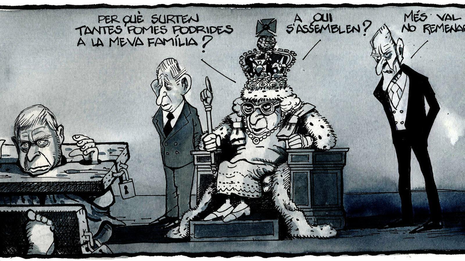'A la contra', per Ferreres 02/12/2019