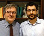 Jordi Sasot i Cristian Toribio