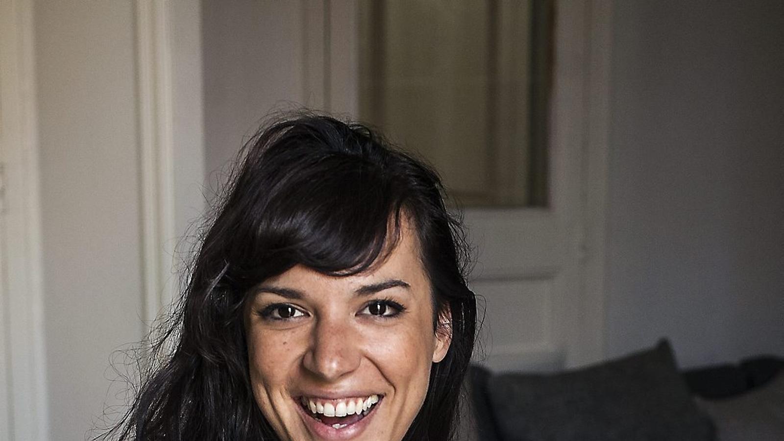 La il·lustradora del 'New York Times' que viu a Gràcia