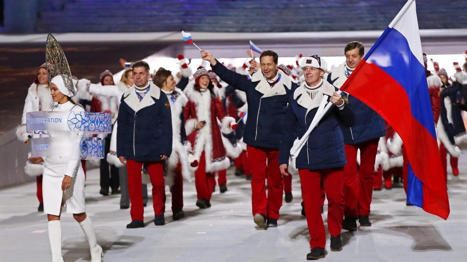 El dopatge rus implicava més de mil esportistes