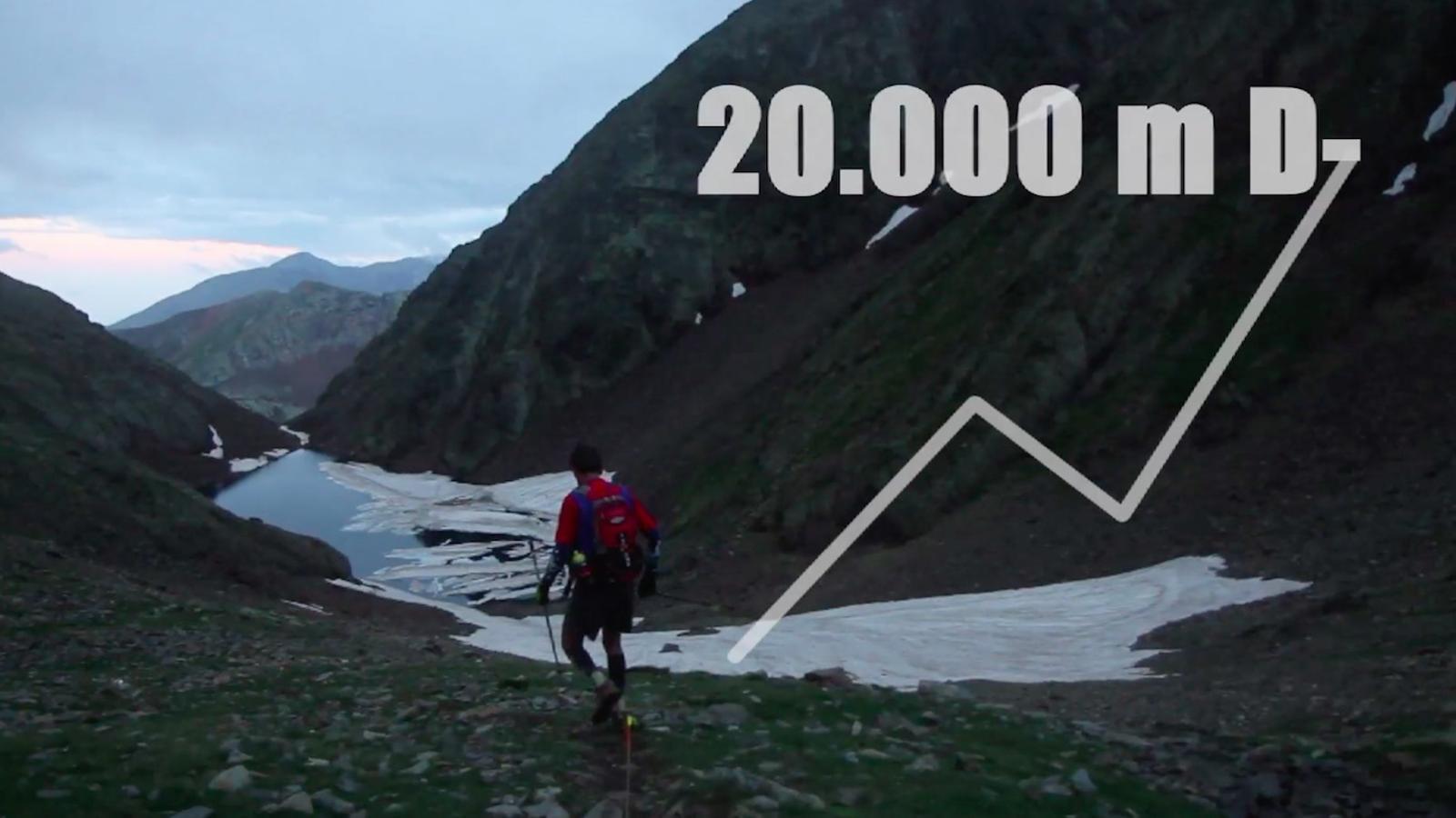 El vídeo promocional de la nova cursa de l'Andorra Ultra Trail: Eufòria