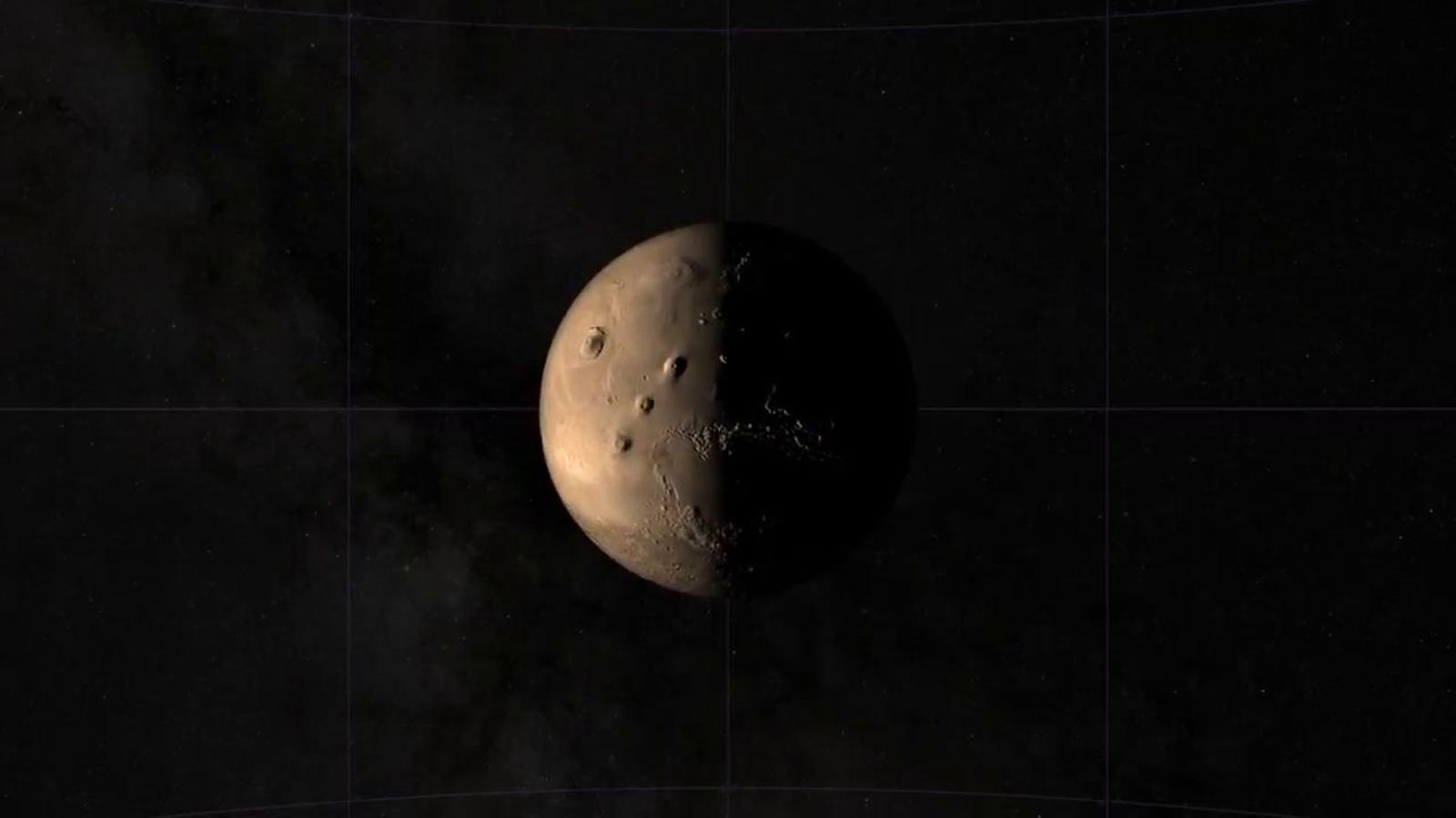Què va passar a Mart?