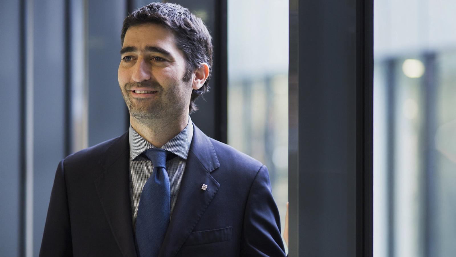 """Jordi Puigneró: """"Creixen els ciberatacs en acostar-se l'1-O"""""""