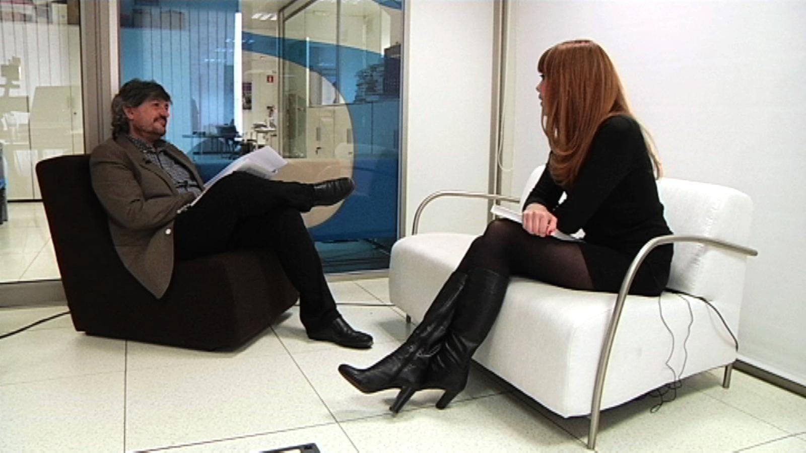 Entrevista de Carles Capdevila a Paula Bonet