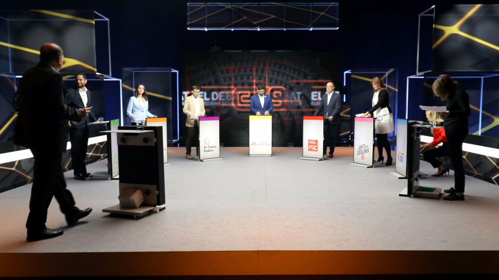 El debat a TV3