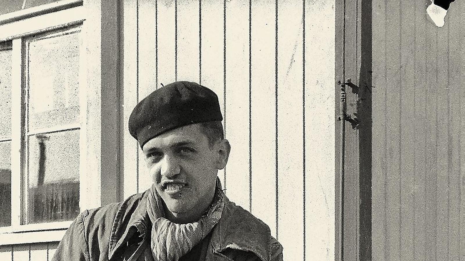 Francesc Boix, els ulls de l'infern nazi