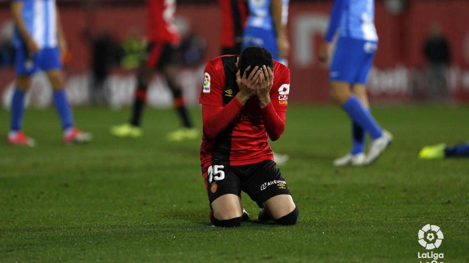 El Mallorca perd una bona ocasió de guanyar un gegant.