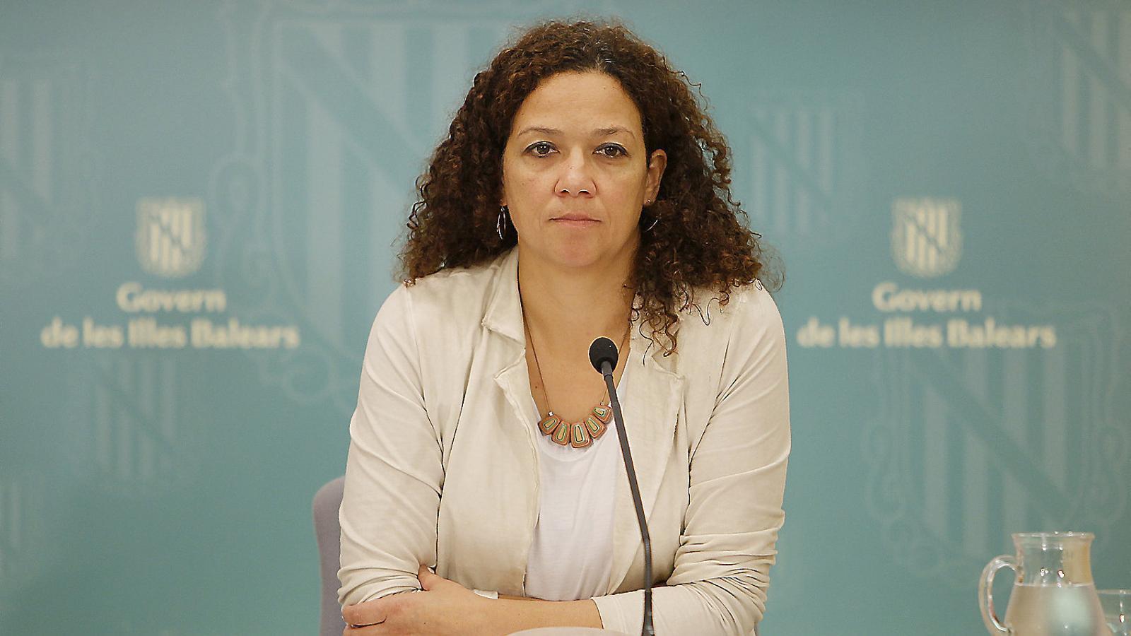 La consellera d'Administracions Públiques, Catalina Cladera, en una imatge d'arxiu.