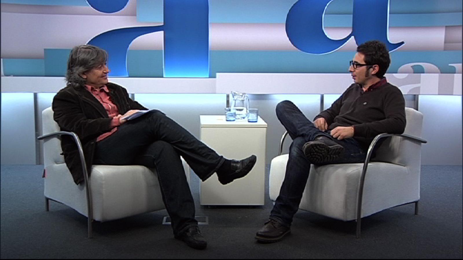 Berto Romero: Els comediants que es posen seriosos em fan molta ràbia