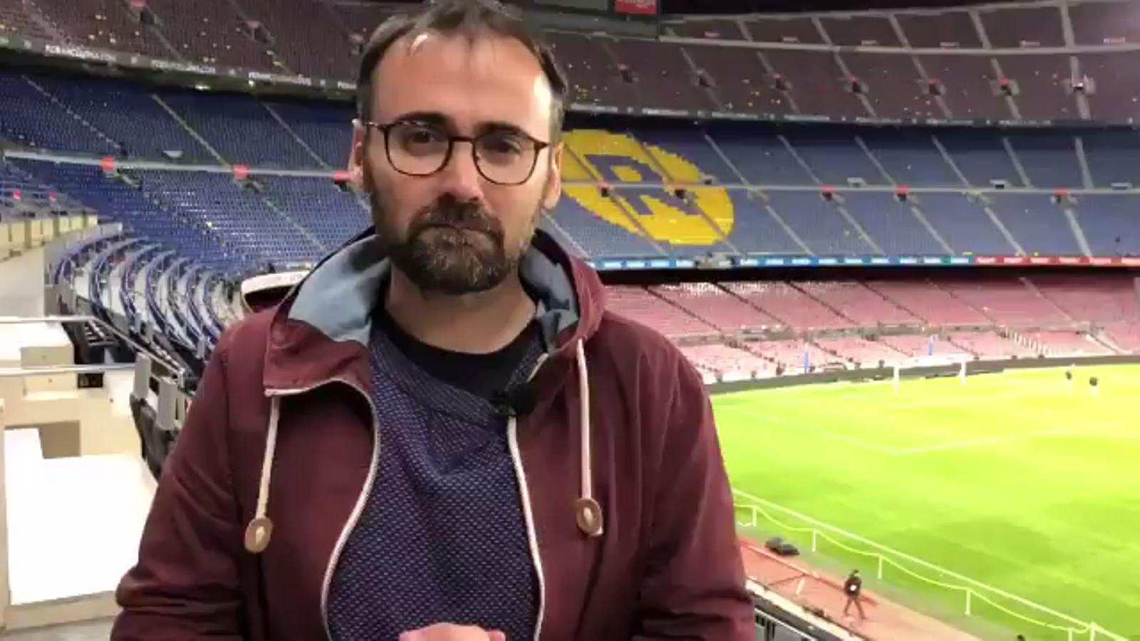 L'anàlisi de Toni Padilla del Barça 5-1 Madrid