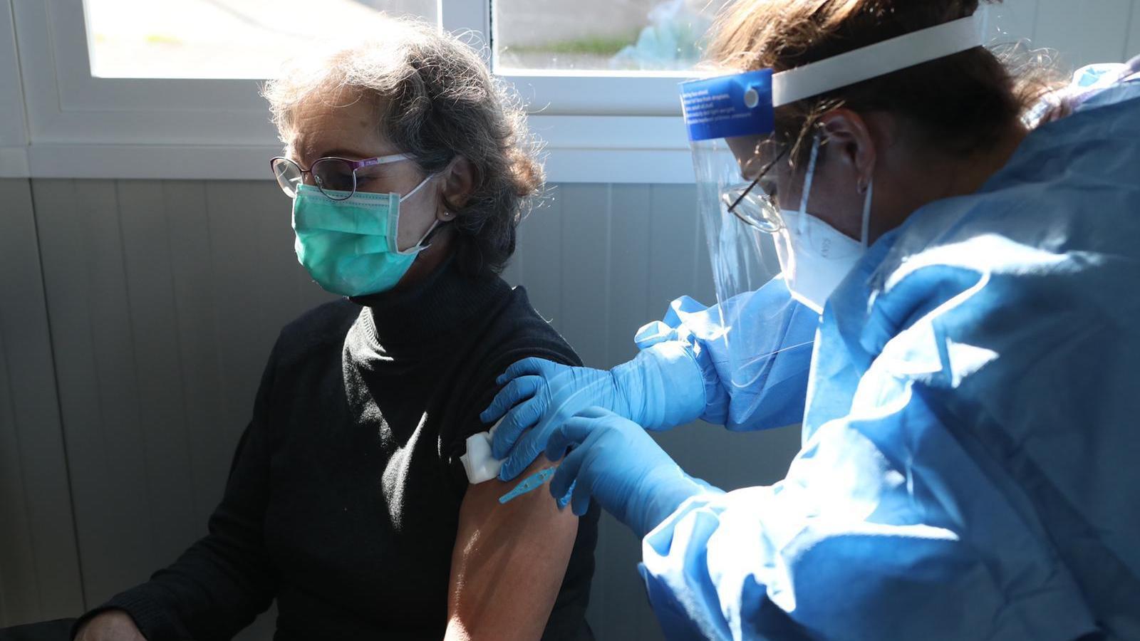 Més del 90% dels professionals de Son Espases ja s'ha registrat per vacunar-se contra el coronavirus