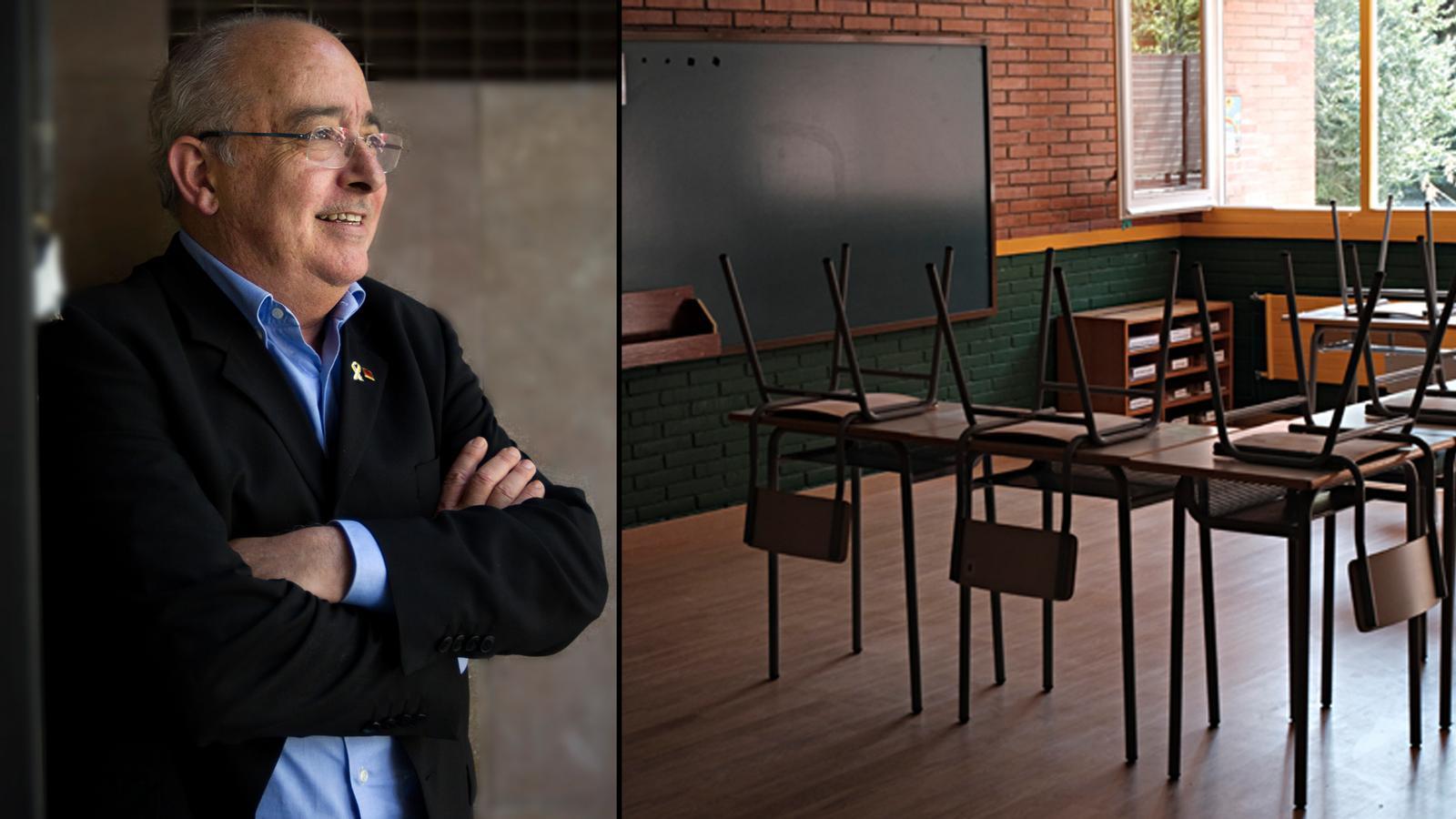 Sánchez pacta amb Ciutadans 15 dies més d'estat d'alarma i Educació explica com serà el final de curs a les escoles: les claus del dia, amb Antoni Bassas (20/05/2020)