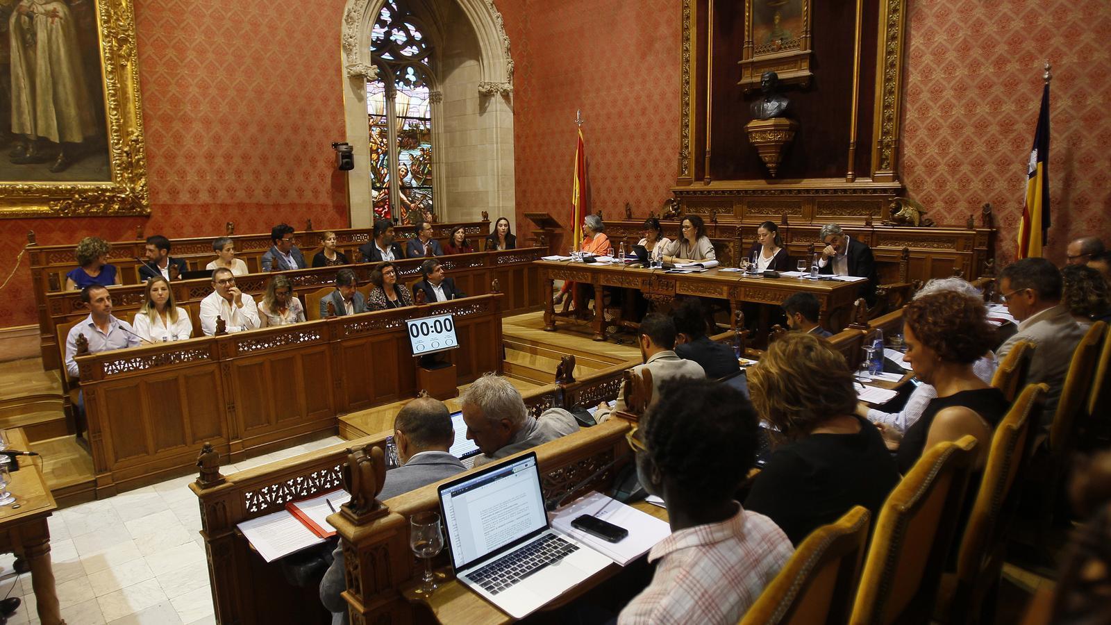 El PSIB accepta amb condicions la comissió d'investigació sobre l'IMAS que reclama l'oposició