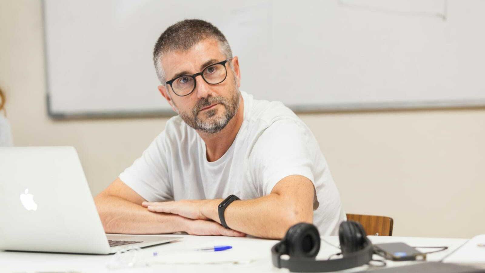 El nou director del Teatre Principal, Josep Ramon Cerdà