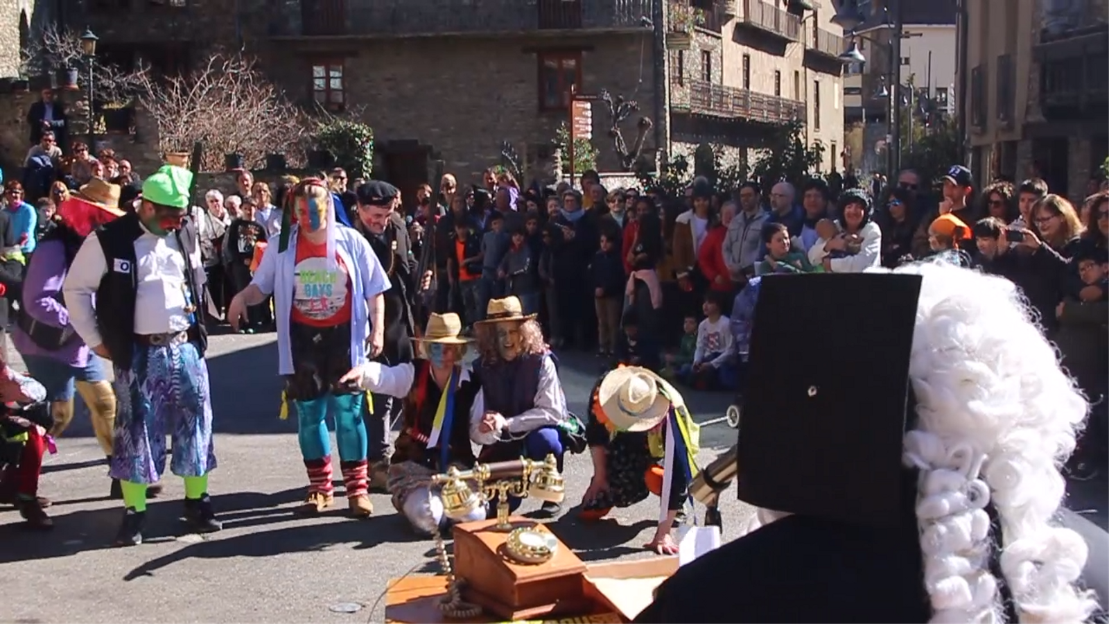 Judíci dels contrabandistes a Ordino