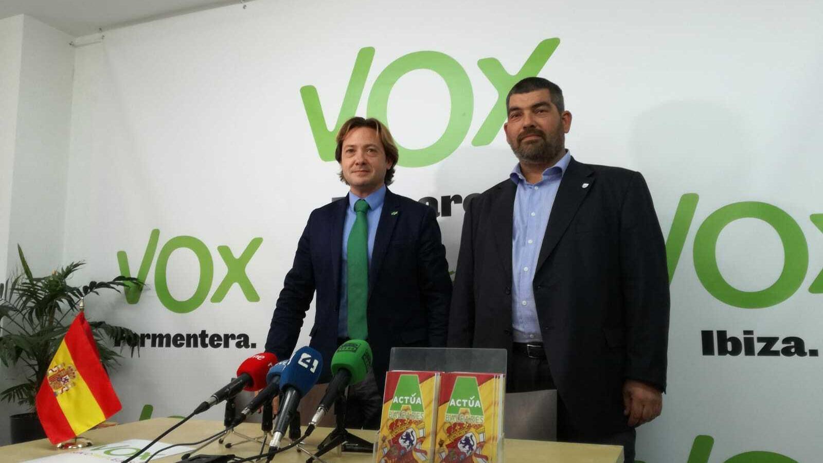 VOX presenta com a candidat al Consell un caçador sense programa