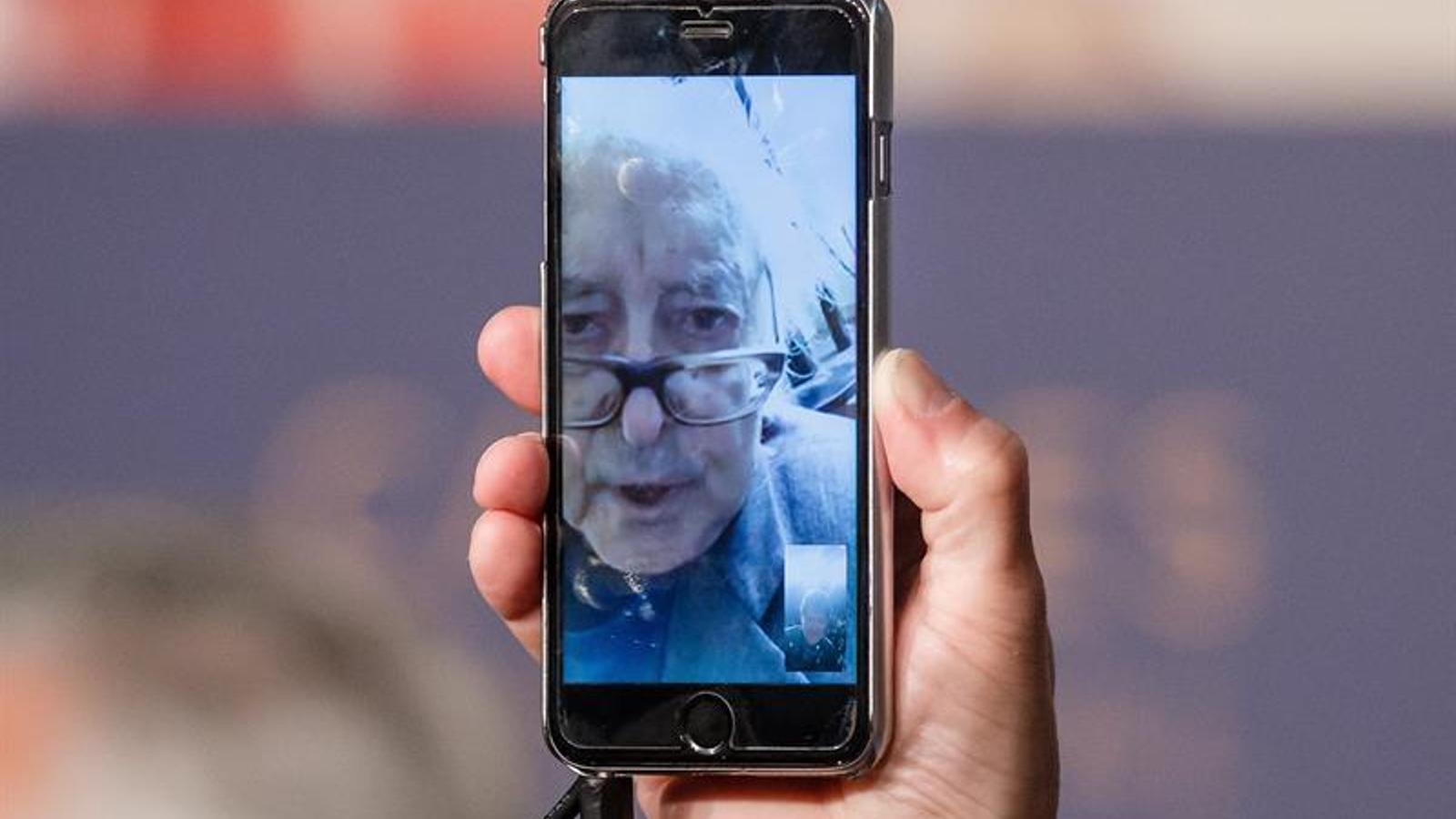 """Jean-Luc Godard: """"El cinema, com Catalunya, té dificultats per existir"""""""