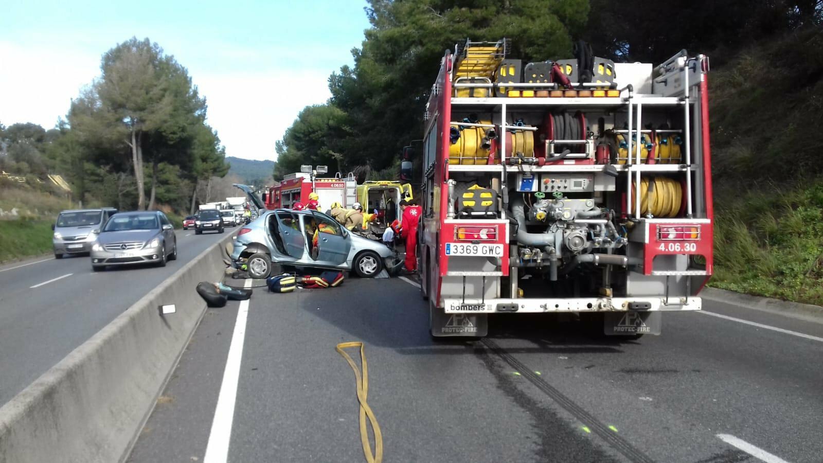 Mal inici d'any a les carreteres amb un 25% més de morts