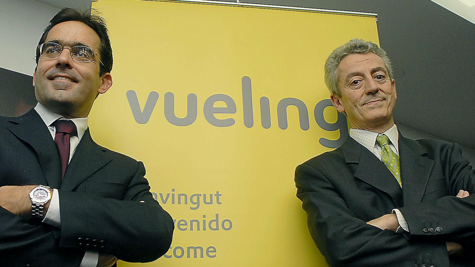 Vueling, la 'start-up' que va fer enlairar el Prat