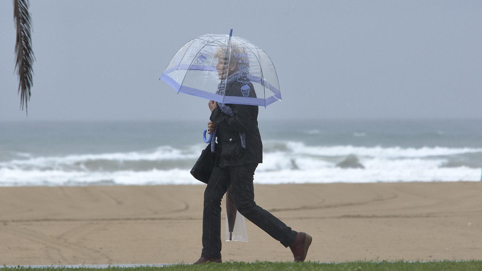 L'hivern passat va ser el més plujós al País Valencià des de l'any 1950