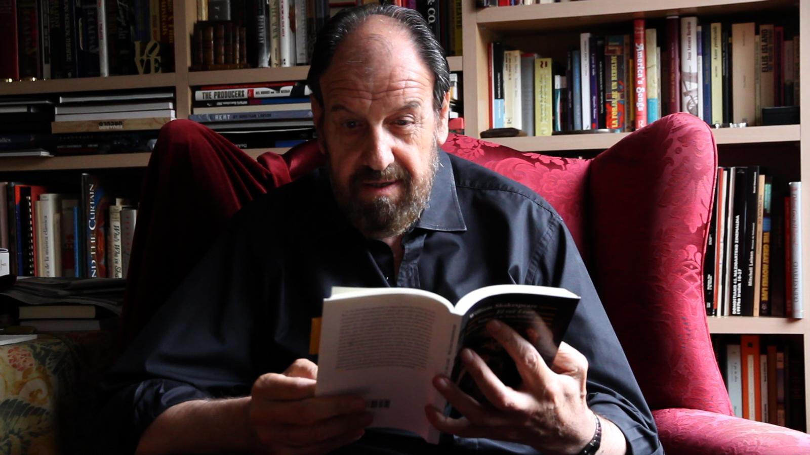 Josep Maria Pou llegeix fragments d''El rei Lear'