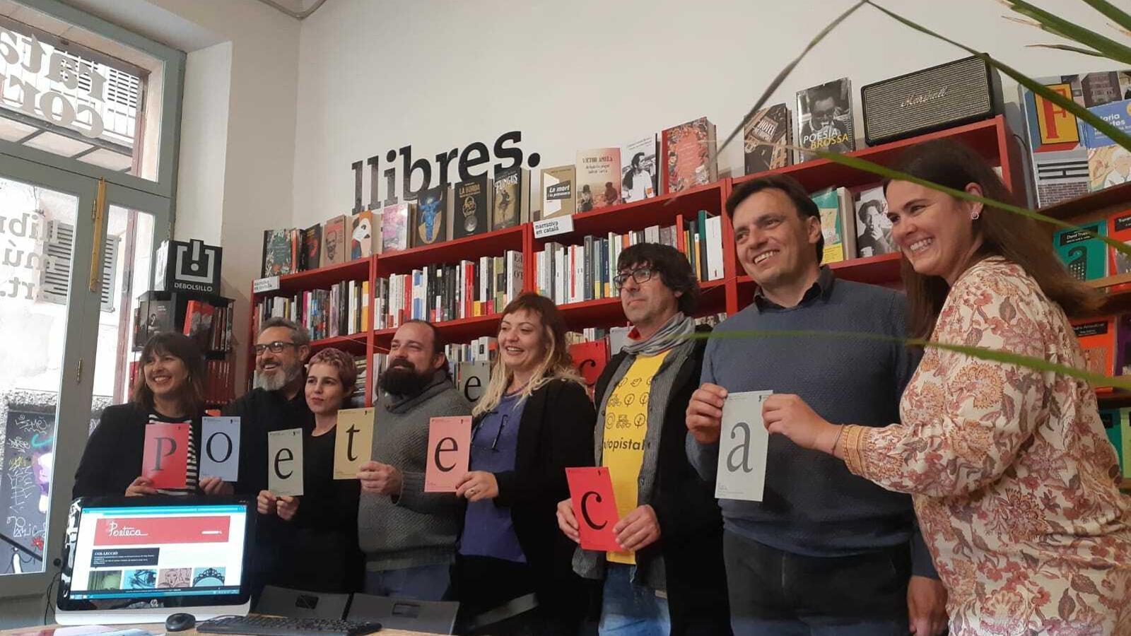 La Poeteca serà l'espai biblioteca de la futura casa Blai Bonet