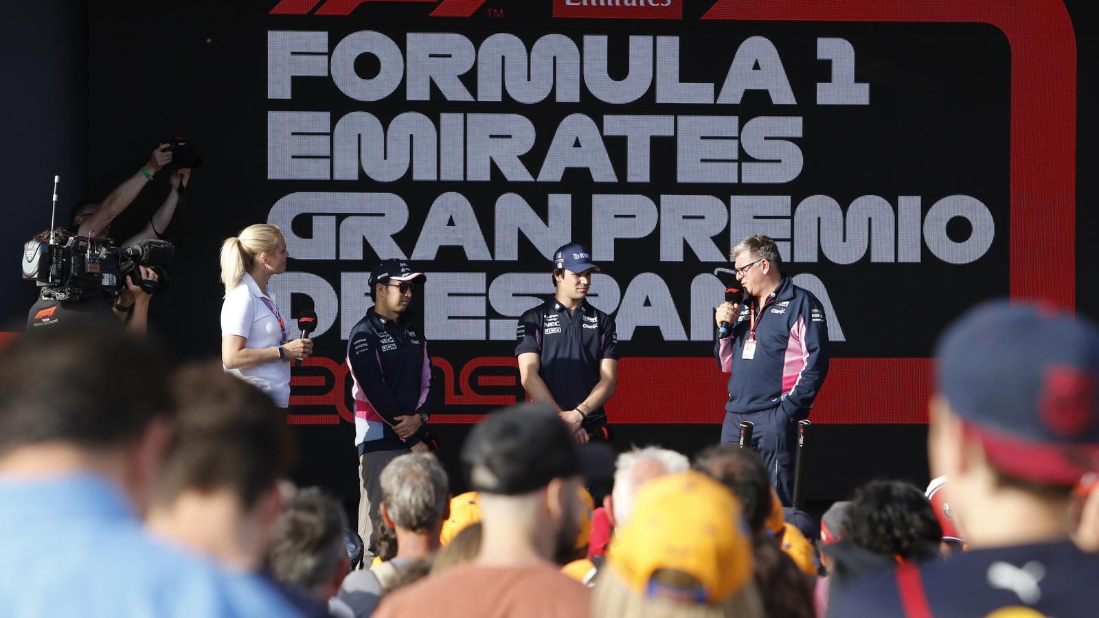 La Fórmula 1 s'ha acostat als espectadors