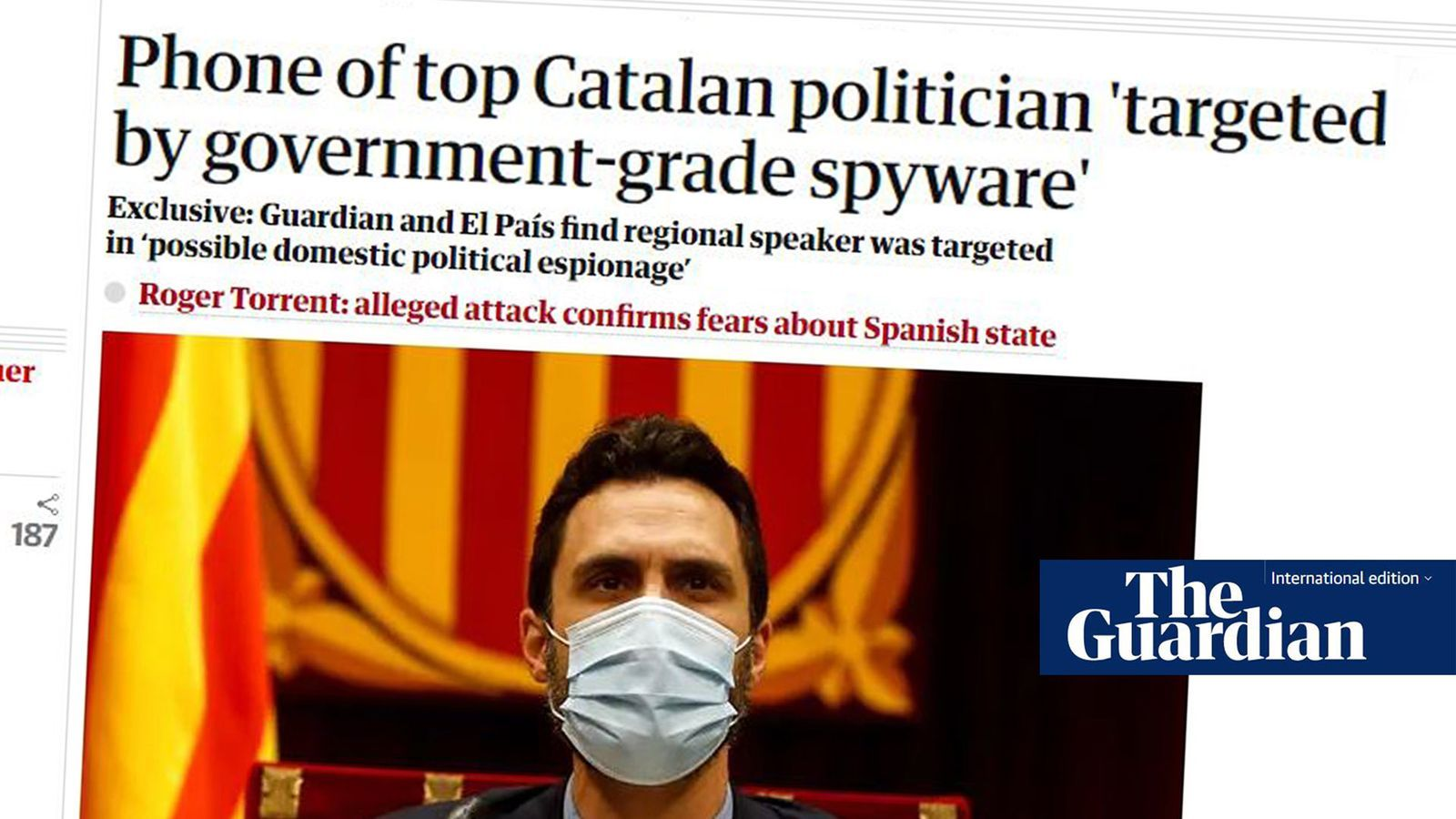 El mòbil de Torrent va ser espiat per un programa que només es ven a governs, la Generalitat insisteix en el confinament de Lleida, i Carme Portaceli, directora del TNC: les claus del dia amb Antoni Bassas (14/07/2020)