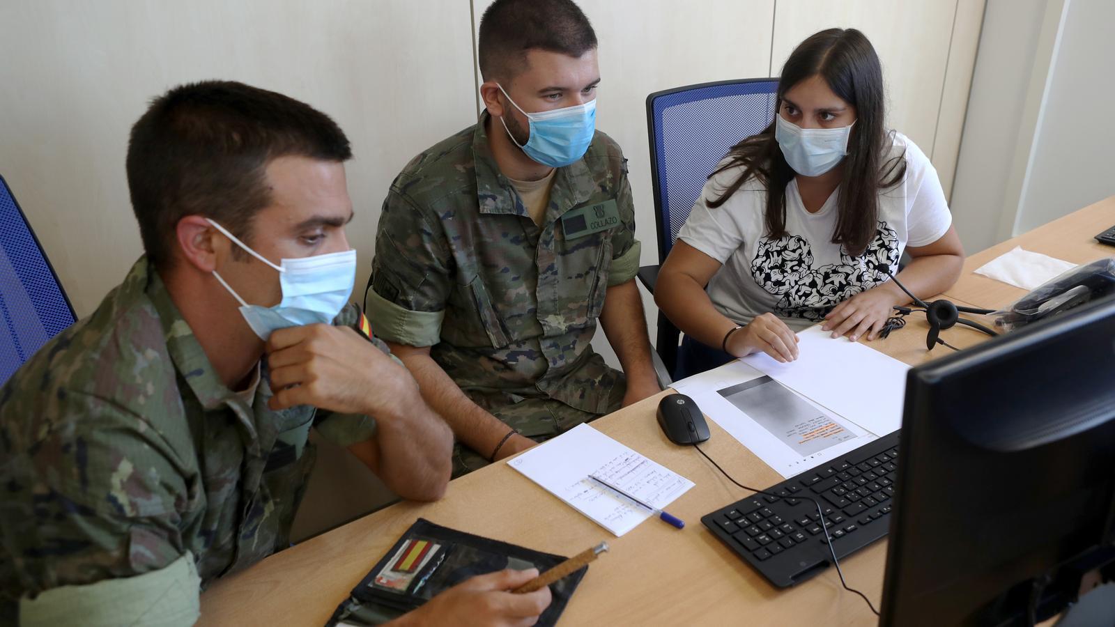 Les Balears tenen un rastrejador de coronavirus per a cada 3.000 habitants