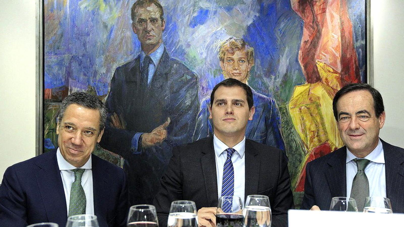 L'anàlisi d'Antoni Bassas: 'Zaplana, exministre d'Aznar i padrí de Rivera'