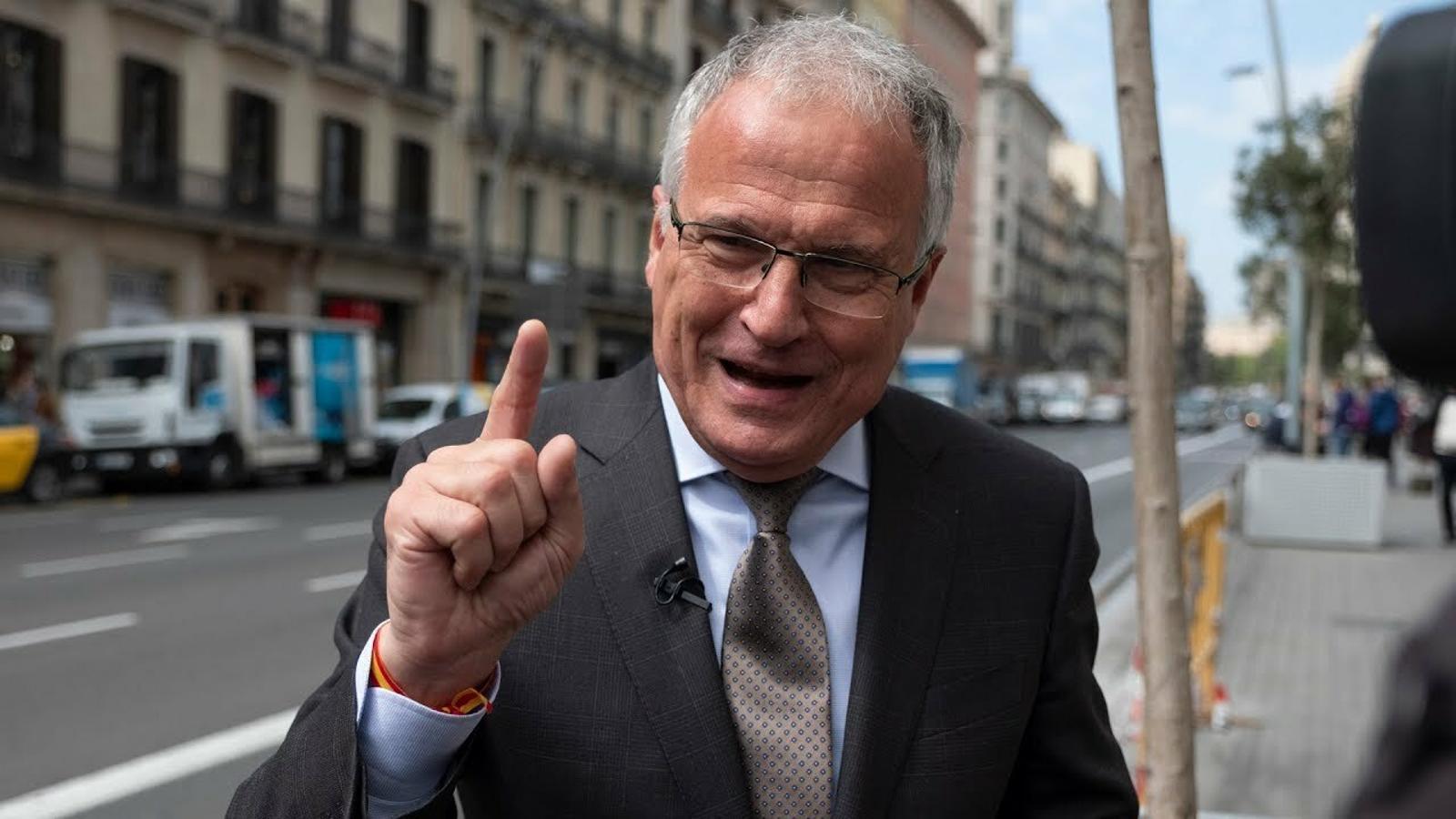 """Josep Bou: """"Quan vaig arribar, Barcelona era més pobra, més petita, però més feliç"""""""