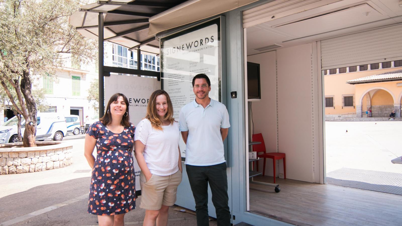 PalmaActiva acull 37 empreses i 53 persones emprenedores durant els set primers mesos de 2019