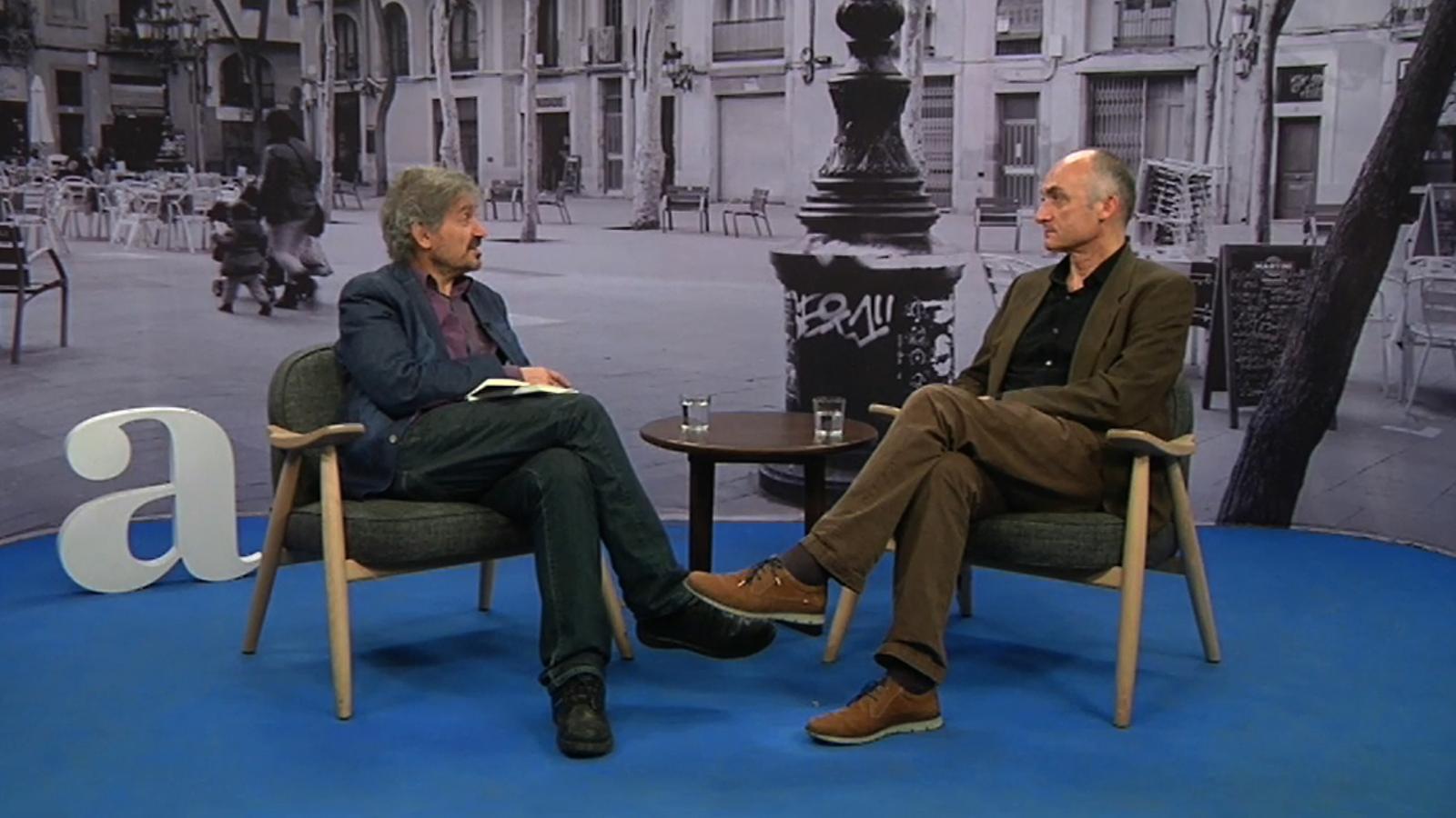 Entrevista de Carles Capdevila a Josep Maria Esquirol