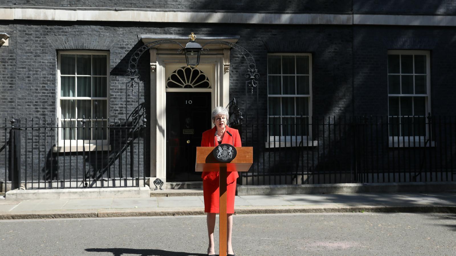 Mil dies de govern de May: com ha arribat fins aquí?