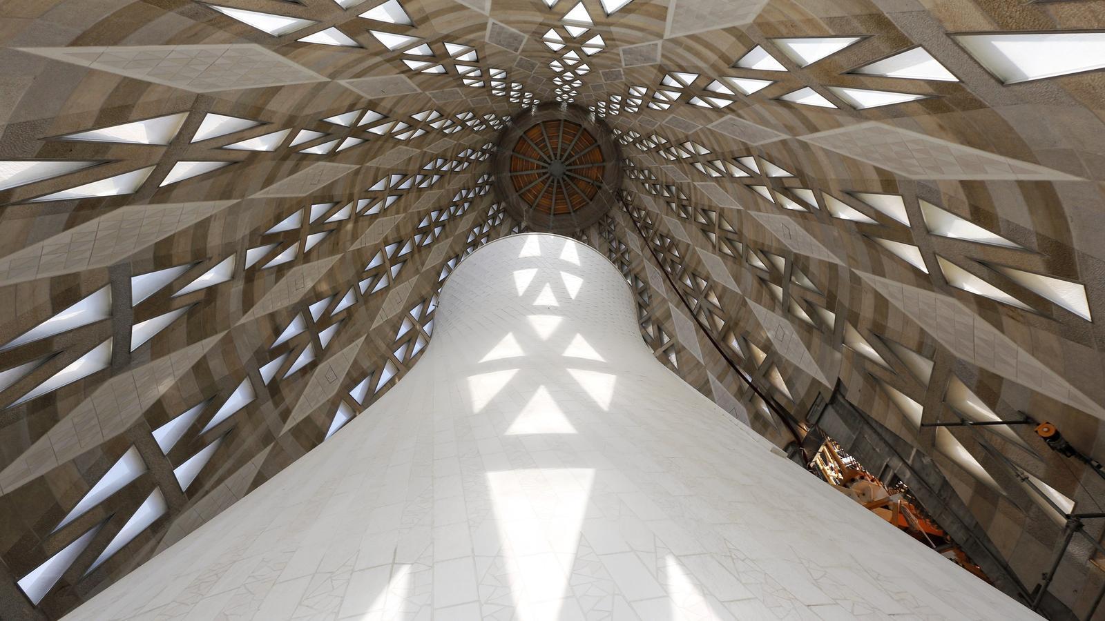 La Sagrada Família no estarà acabada el 2026