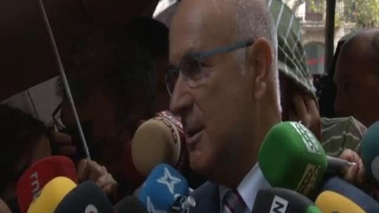 Duran només aniria a la Via Catalana per defensar la consulta, però nega que Unió sigui antiindependentista