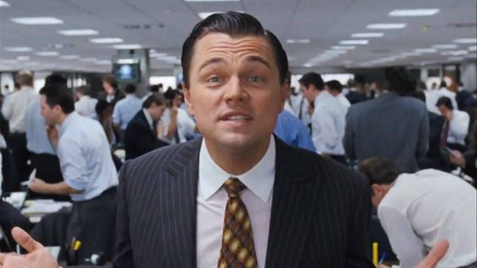 Tràiler de 'The wolf of Wall Street', de Martin Scorsese
