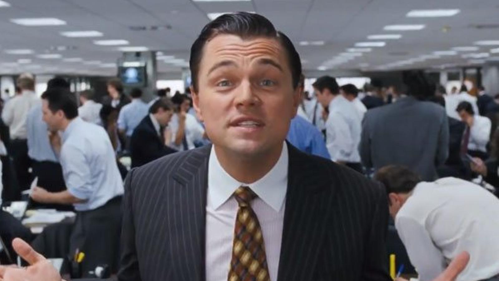 Tràiler de 'The wolf of Wall Street', de Martin Scorsese