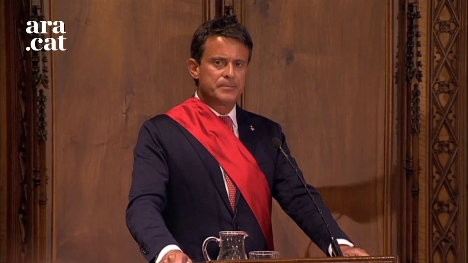 """Valls, a Forn: """"A Espanya no hi ha presos polítics ni exiliats"""""""