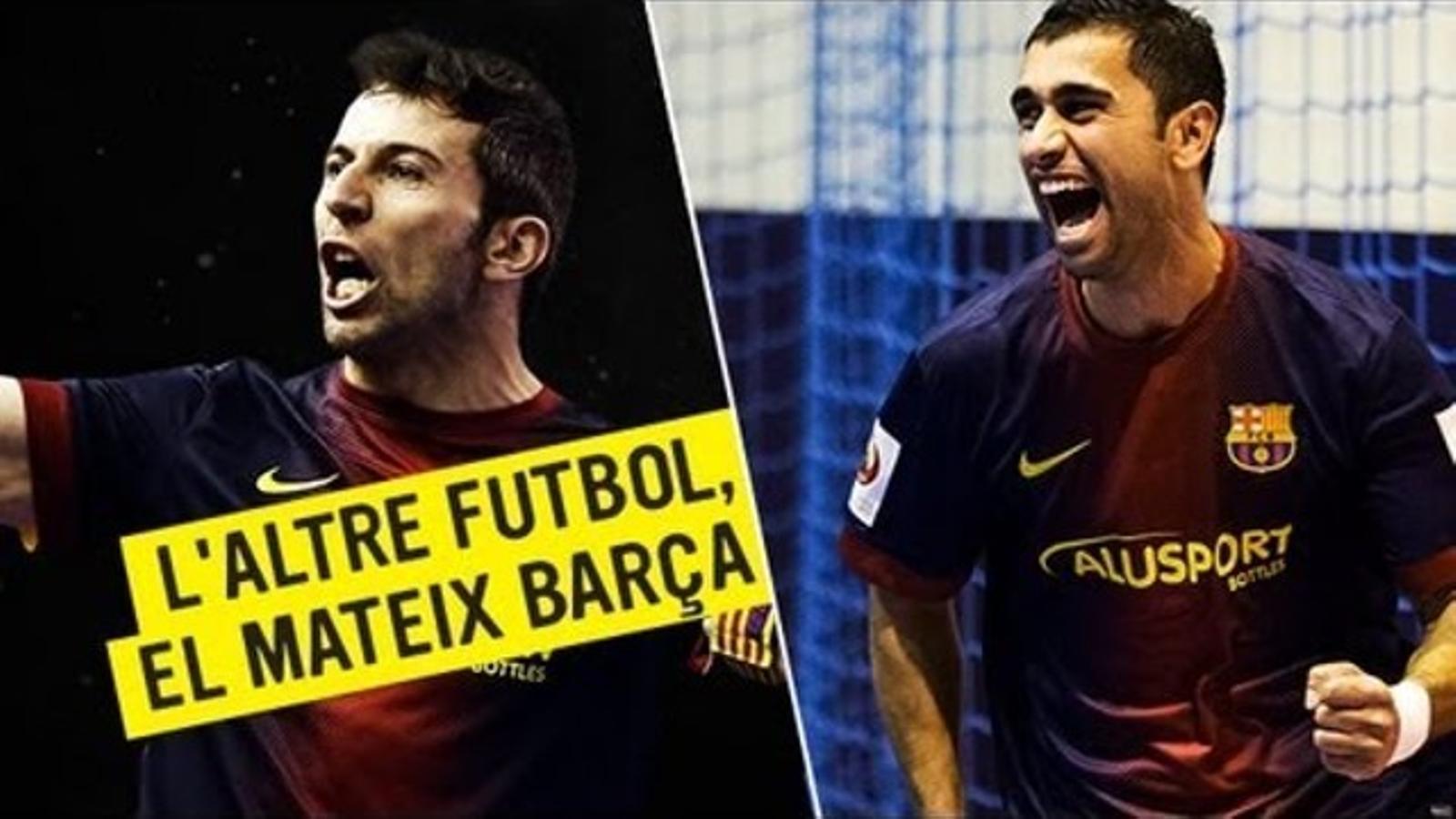 L'altre futbol, el mateix Barça