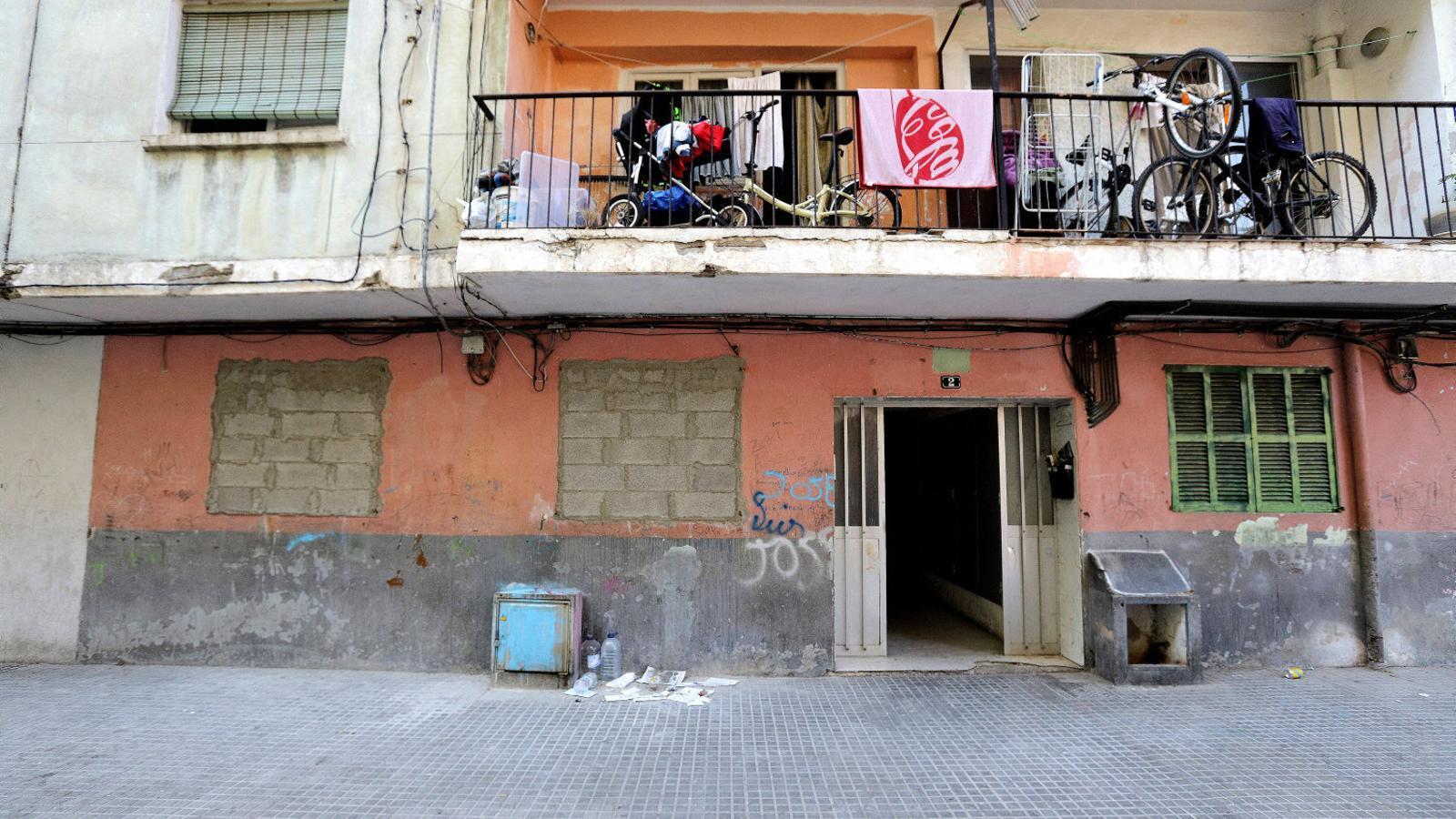 Dos terços dels desnonaments                        de Palma són per expulsar dones