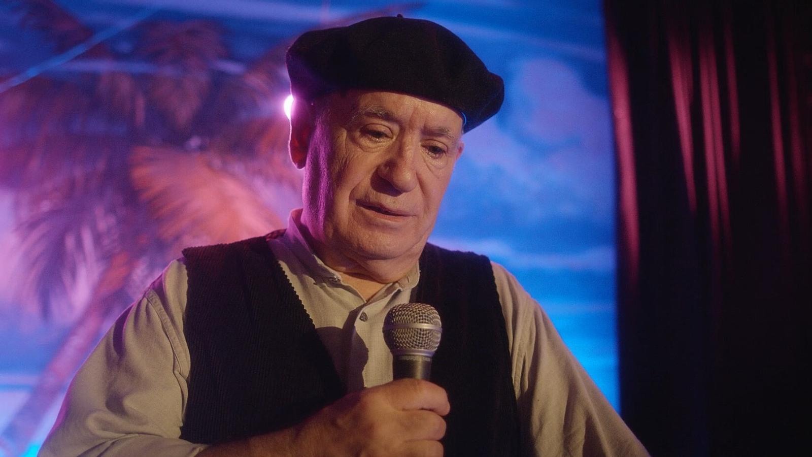 Miguel Ángel Tirado protagonitza 'L'últim show'