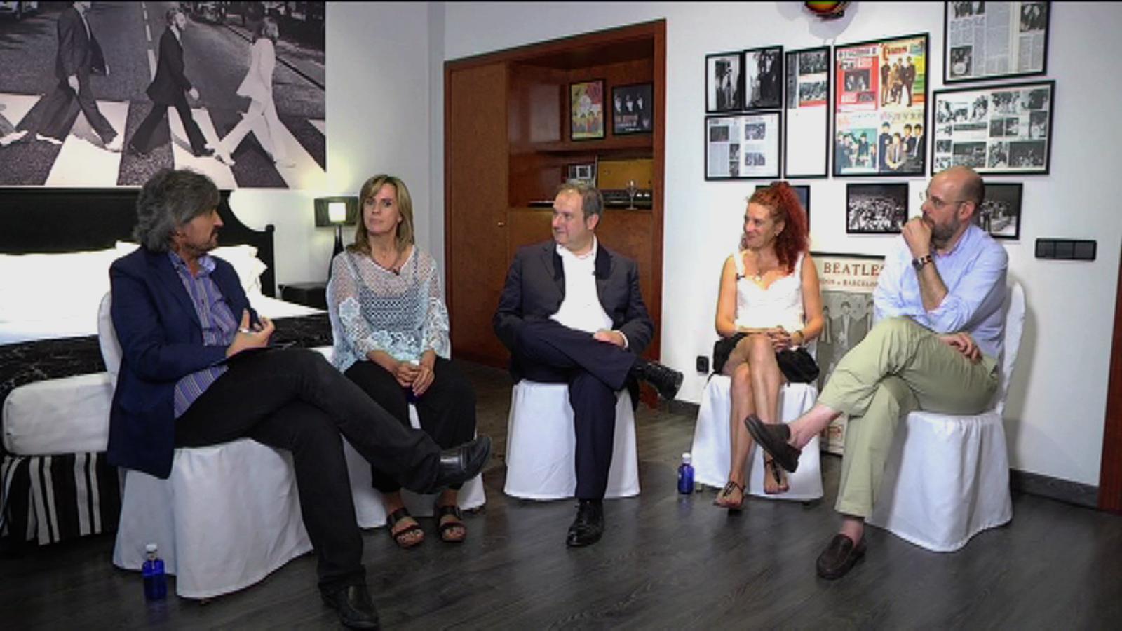 La generació del 1965 amb Carles Capdevila, Gemma Nierga, Jordi Hereu, Jordi Basté i Pepa Plana